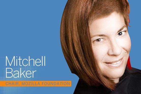 Mitchell Baker Net Worth